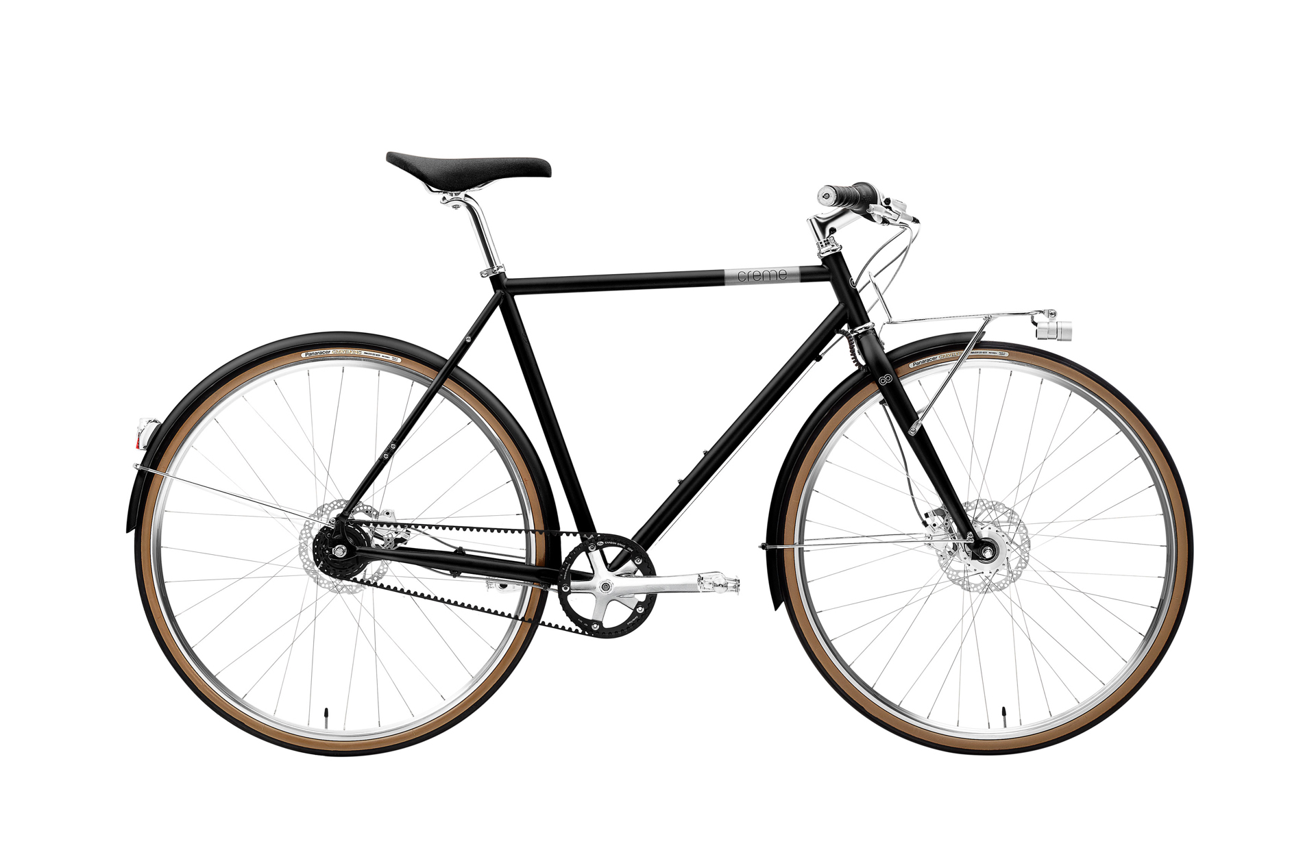 Bicicleta Creme Ristretto Bolt Carbon Gray Go By Bike