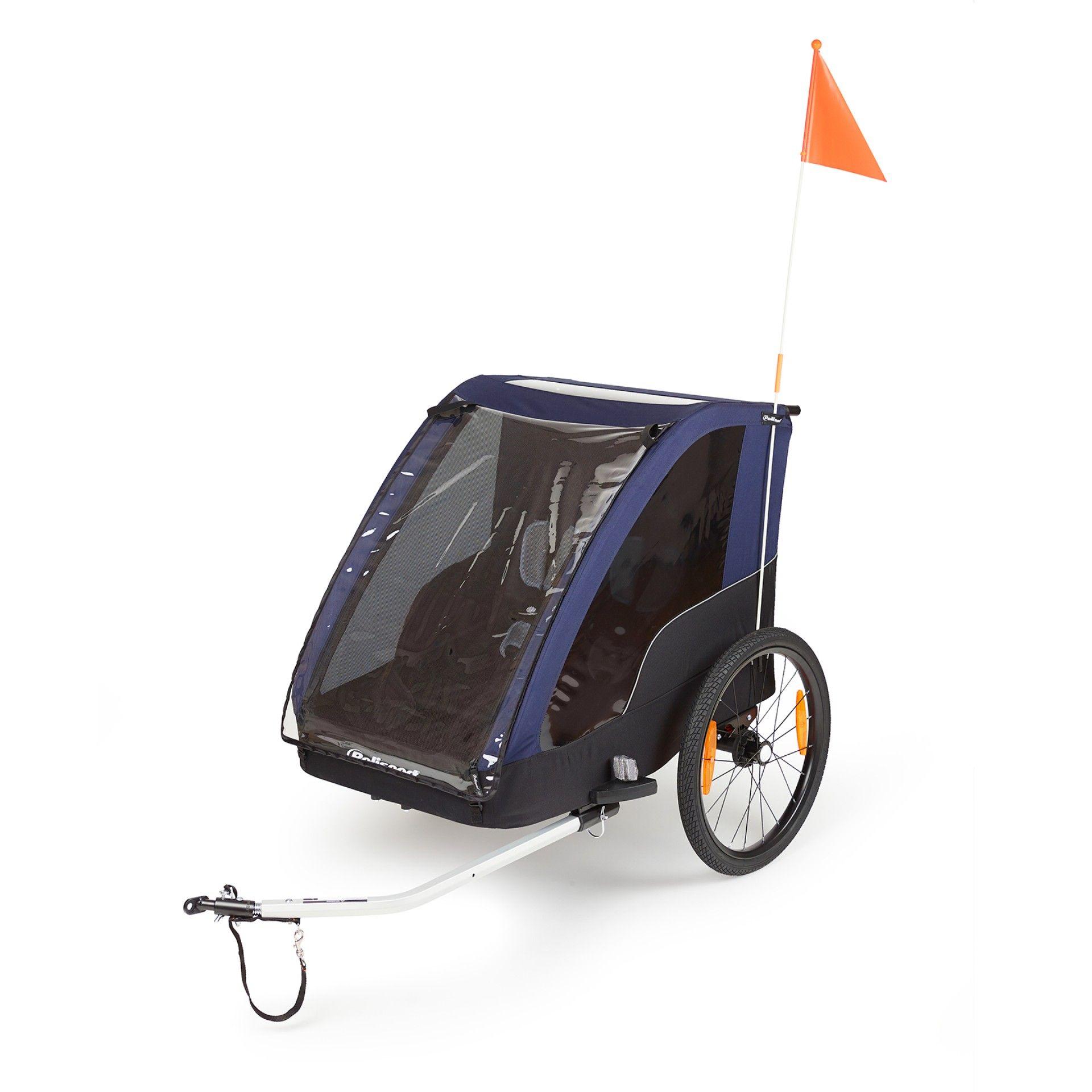 Atrelado Bicicleta Reboque Trailer carrinho Polisport Go By Bike