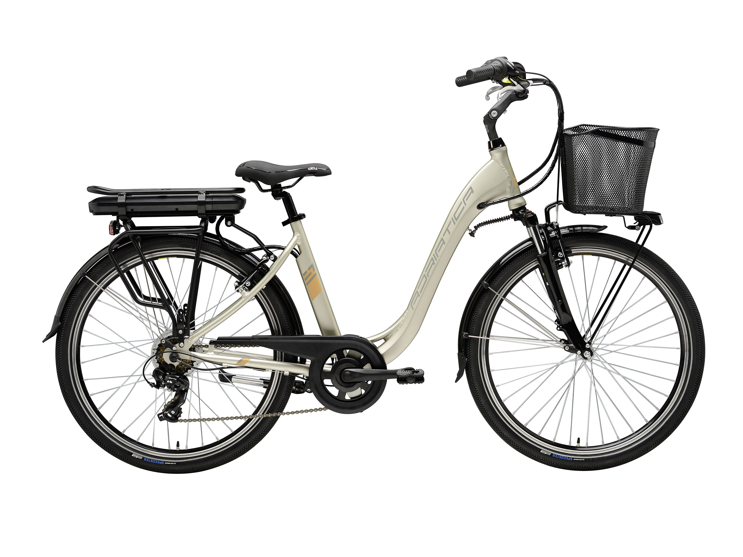 bicicleta e-bike e1 adriatica go by bike