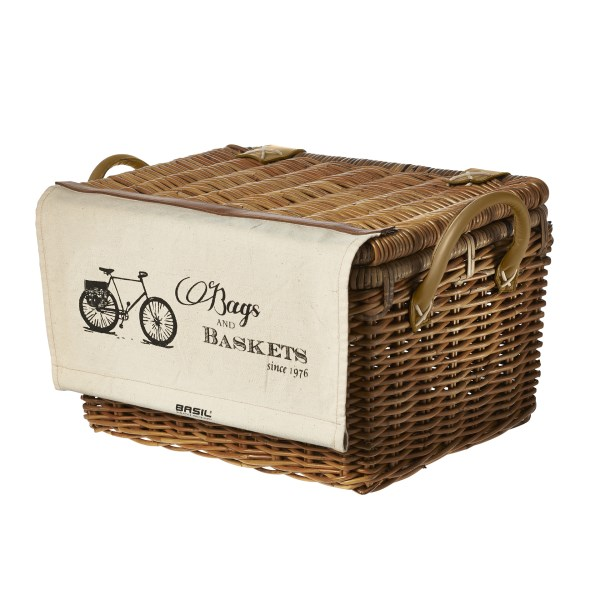 Basil Portland Basket Classic m/D cesto bicicleta go by bike