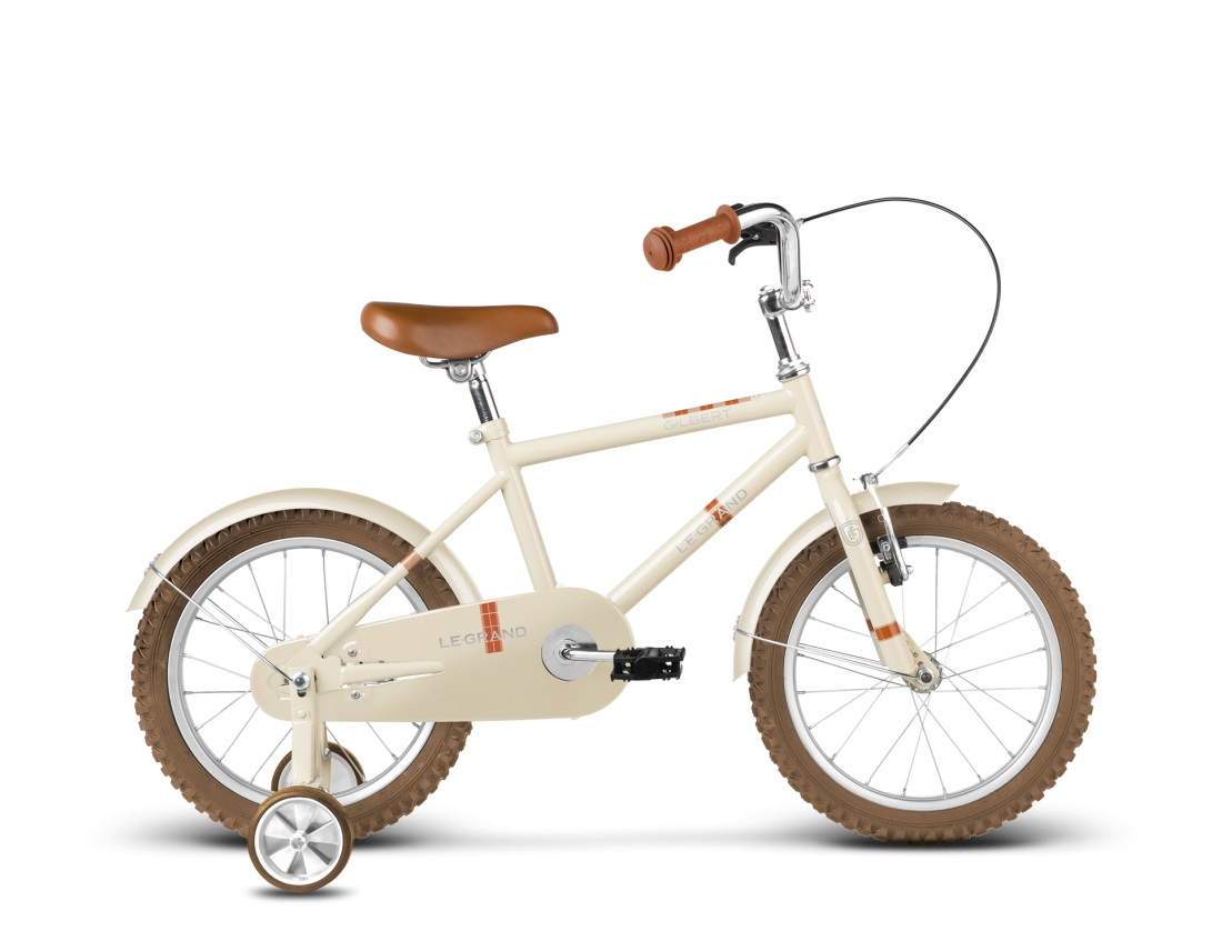 Le Grand Gilbert Creme Go by Bike