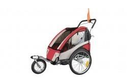 Atrelado Carrinho Reboque Bicicleta Criança Go Joey Go By Bike