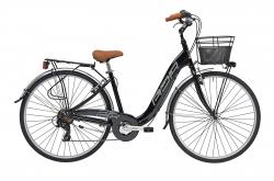 Bicicleta Adriatica Relax Preto Go By Bike