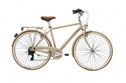 Bicicleta Clássica Urbana Cicli Adriatica Retro Man Matt Nut Go By Bike