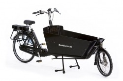 Bicicleta Carga Bakfiets E-Cargo Bike Long Steps Go By Bike
