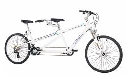Bicicleta Órbita Tandem Sintra Sport Branco Go by Bike