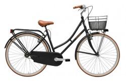 Bicicleta Cidade Classica Urbana Cicli Adriatica Week End Preto Go By Bike