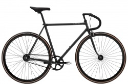 Bicicleta Creme Vinyl Solo Black Go By Bike