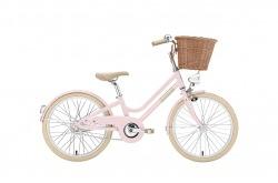 Bicicleta Classica Cidade Criança Creme Cycle Pink Chic Go By Bike