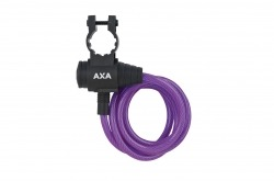 Cadeado Axa Zipp Purple Go By Bike