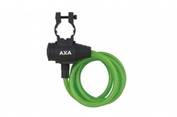 Cadeado Axa Zipp Verde Go By Bike