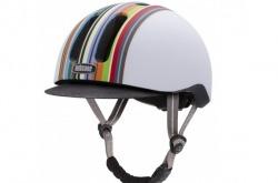 Nutcase Metroride Technicolor Matte Go By Bike