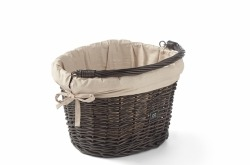 Creme Wicked Basket Small Wenge Go By Bike