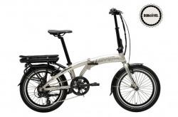 Bicicleta Elétrica Dobrável Cicli Adriatica E-Smile Plus Go By Bike