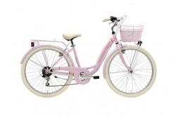 Bicicleta Cidade Cicli Adriatica Panda Rosa Go By Bike