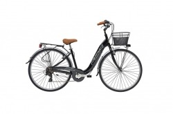 Cicli Adriatico Relax Black Go By Bike