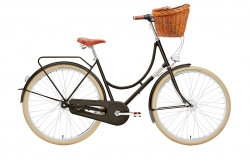 Creme Holymoly Doppio Jet Black Go by Bike