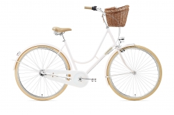 Creme Holymoly Solo White Rose Go by Bike
