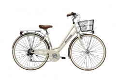 Bicicleta Classica CIdade Adriatica Panarea Creme Go By Bike