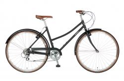 Bicicleta foffa plume matte black go by bike