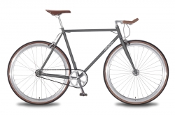 Foffa Single Speed Cinzenta