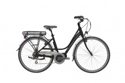Bicicleta Elétrica Cicli Adriática Sity Max Drive Black Go By Bike