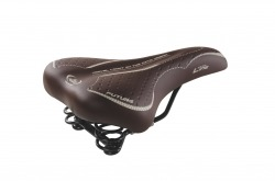 Selim Selle Monte Grappa Future Man Brown Go By Bike