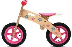 Bicicleta Equilibrio Madeira Criança Kidzmotion Go By Bike