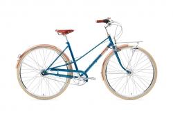 Creme Caferacer Lady Doppio Pacific Go by Bike