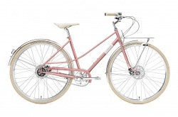 Creme Caferacer Lady LTD Disc Pearl Go by Bike