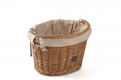 Creme Wicked Basket Small Natural Go by Bike