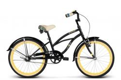 Le Grand Bowman Kid Black Go by Bike