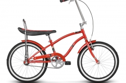 Le Grand Kevin Red Go by Bike