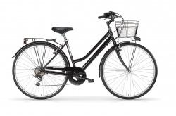 Bicicleta Clássica Cidade MBM Touring Wave Black Go By Bike