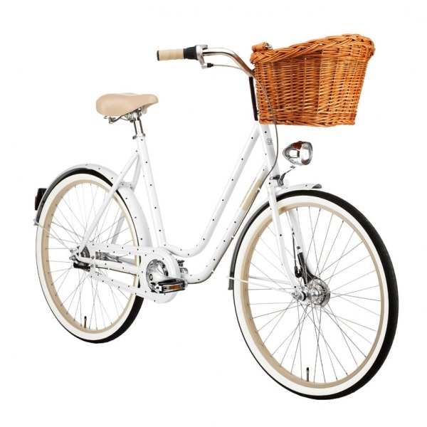 Creme Molly Chic Go by Bike