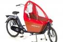 Bicicleta de Carga Bakfiets Short Go By Bike