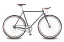 Foffa Single Speed Cinzenta Fixie Go By Bike